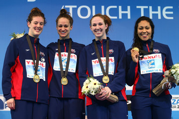 Chelsea Chenault 11th FINA World Swimming Championships (25m) - Day One