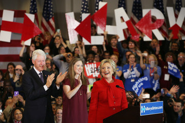 Chelsea Clinton European Best Pictures of the Day - February 02, 2016