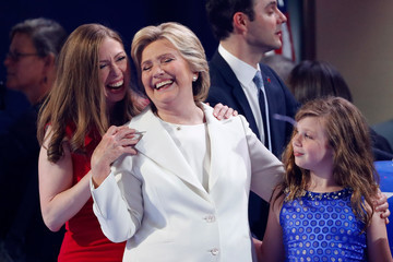 Chelsea Clinton Democratic National Convention: Day Four