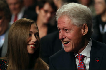 Chelsea Clinton Final Presidential Debate Between Hillary Clinton and Donald Trump Held in Las Vegas