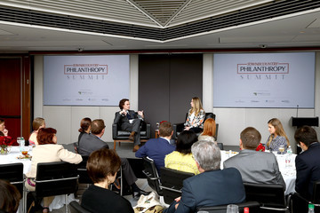 Chelsea Clinton Town & Country Inaugural Philanthropy Summit