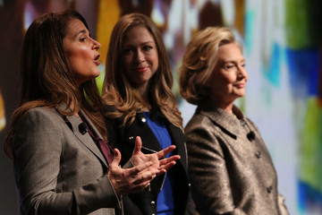 Chelsea Clinton Melinda Gates Report on Status of Women and Girls Released