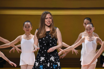 Chelsea Clinton Cindi Leive Honors the 2014 Women of the Year