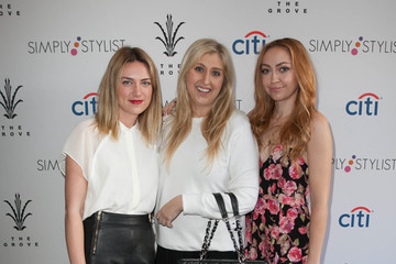 Chelsea Lankes Simply Stylist Los Angeles Presented By Citi And The Grove