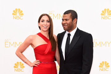 Chelsea Peretti Arrivals at the 66th Annual Primetime Emmy Awards — Part 2
