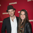 Chelsea Tyler Celebs at the Opening Night of 'Orphans'