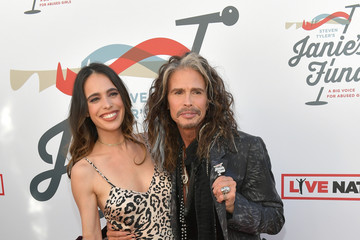 Chelsea Tyler Steven Tyler And Live Nation Presents Inaugural Gala Benefitting Janie's Fund - Arrivals