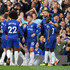 Willian Eden Hazard Photos - Eden Hazard of Chelsea celebrates with teammates after scoring the opening goal during the Premier League match between Chelsea FC and Liverpool FC at Stamford Bridge on September 29, 2018 in London, United Kingdom. - Chelsea vs. Liverpool - Premier League