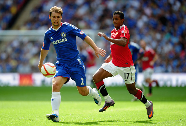 Community Shield: chelsea 1 vs manchester.U 3