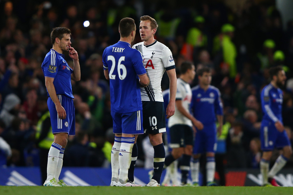 Journalist asks Mourinho whether Dele Alli is in ...