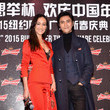 Chen Kun Actress Maggie Q Kicks-Off Chinese New Year At Budweiser's Toast To Dreams Event In Times Square