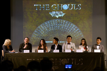 Chen Kun 'The Ghouls' Photocall and Press Conference - The 68th Annual Cannes Film Festival
