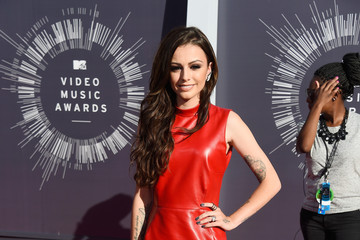 Cher Lloyd Arrivals at the MTV Video Music Awards — Part 2