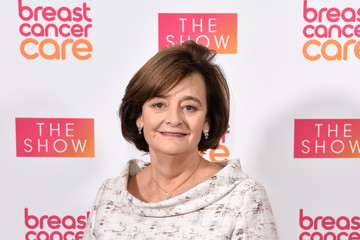 Cherie Blair Breast Cancer Care Show London