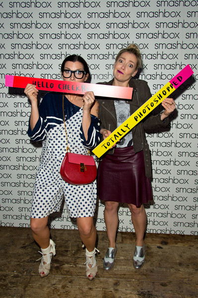 Smashbox Cosmetics On Location London Influencer Dinner