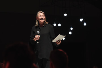 Cherry Jones 2018 Sundance Film Festival - An Artist At The Table Cocktail Reception And Dinner