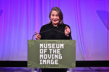 Cherry Jones Museum of the Moving Image Salute to Annette Bening