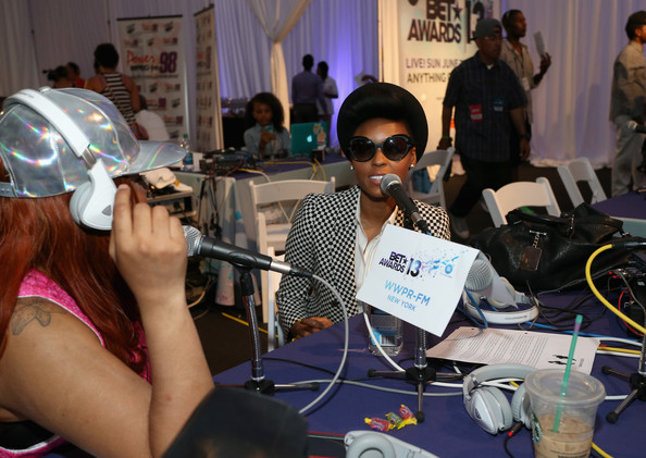 2013 BET Awards - Radio Remote Room Day 2