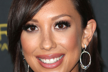 Cheryl Burke Entertainment Weekly's Pre-Emmy Party
