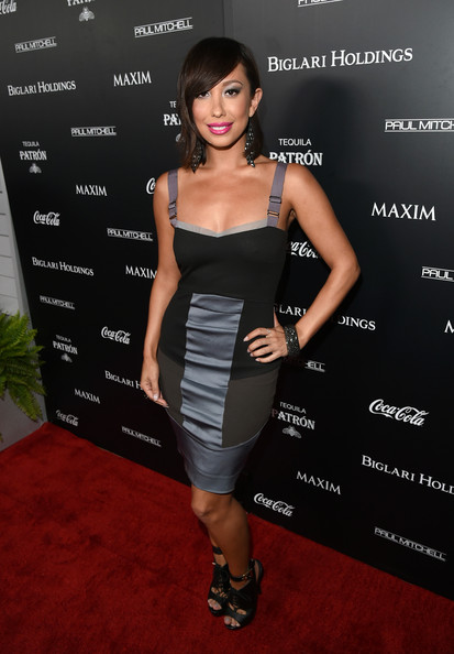 Cheryl Burke Pictures Arrivals At Maxim S Hot 100 Women