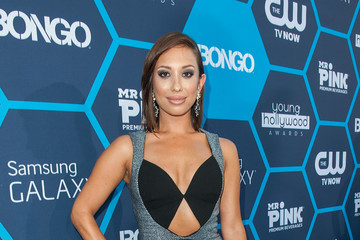 Cheryl Burke Arrivals at the Young Hollywood Awards