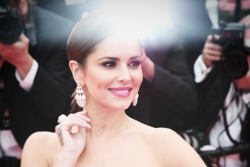 Cheryl Cole Instant View - The 69th Annual Cannes Film Festival