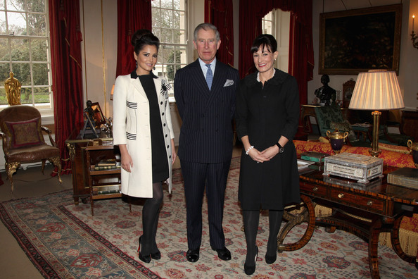 Cheryl Cole Cheryl Cole and Kristina Kyriacou (in black) Director of the Cheryl Cole Foundation pose for a photograph with Prince Charles, Prince of Wales at Clarence House on February 22, 2011 in London, England. Cheryl Cole today announced a charity foundation with The Prince's Trust following a meeting with the youth charity's President, The Prince of Wales. The foundation will provide funds for The Prince's Trust in the North East, helping young people from Cheryl's hometown and the surrounding region. The Foundation will launch in April and will support young people who have struggled at school, are long term unemployed, those who have been in trouble with the law and those who are in or leaving care.