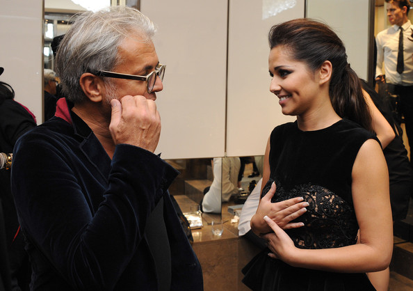 Giuseppe Zanotti Event for Vogue's Fashion Night Out