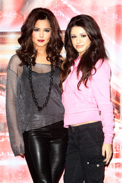 Cheryl Cole (UK TABLOID NEWSPAPERS OUT) Cheryl Cole and Cher Lloyd pose for a photocall to promote the X-Factor final held at The Connaught Hotel on December 9, 2010 in London, England.