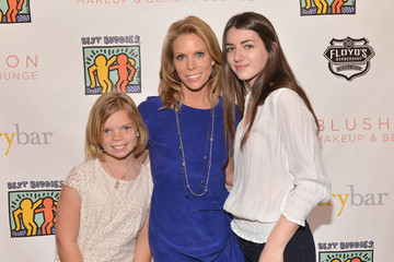 Cheryl Hines Kyra Kennedy 'Suburgatory' Cast Attend Beauty Event