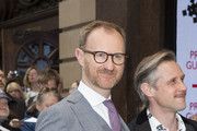 Mark Gatiss attends Chess The Musical press night at London Coliseum on May 1, 2018 in London, England.