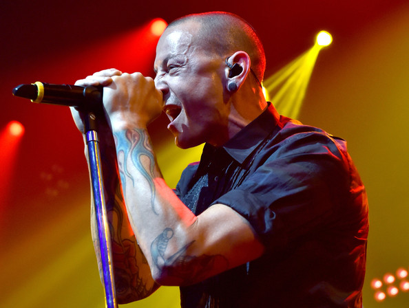 Chester Bennington Pictures - Linkin Park for iHeartRadio ...