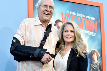 Chevy Chase Premiere of Warner Bros. 'Vacation' - Red Carpet