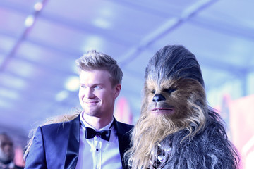 Chewbacca Stars And Filmmakers Attend The World Premiere Of 'Solo: A Star Wars Story' In Hollywood