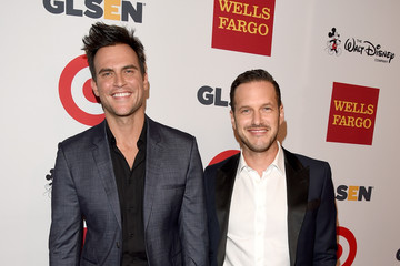 Cheyenne Jackson 10th Annual GLSEN Respect Awards - Los Angeles - Red Carpet