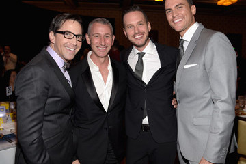 Cheyenne Jackson Human Rights Campaign Los Angeles Gala 2015