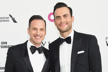 Cheyenne Jackson 24th Annual Elton John AIDS Foundation's Oscar Viewing Party - Red Carpet