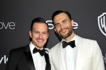 Cheyenne Jackson The 2017 InStyle and Warner Bros. 73rd Annual Golden Globe Awards Post-Party - Red Carpet