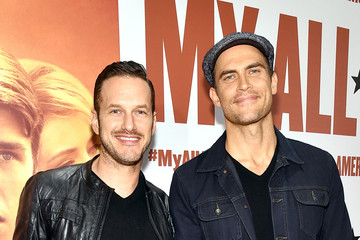 Cheyenne Jackson Premiere of Clarius Entertainment's 'My All American' - Red Carpet