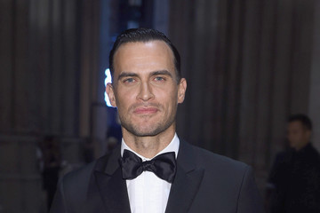 Cheyenne Jackson Elton John AIDS Foundation Commemorates Its 25th Year and Honors Founder Sir Elton John During New York Fall Gala - Arrivals