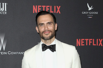 Cheyenne Jackson The Weinstein Company and Netflix Golden Globe Party, Presented With FIJI Water, Grey Goose Vodka, Lindt Chocolate, and Moroccanoil - Red Carpet