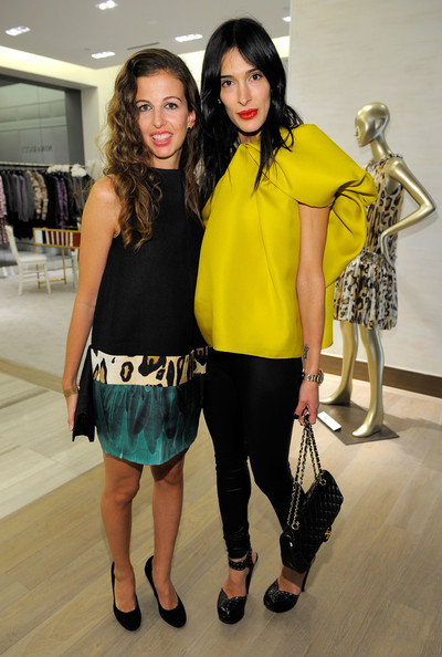 Cocktails with Giambattista Valli Celebrating Launch of  New Shop at Saks []