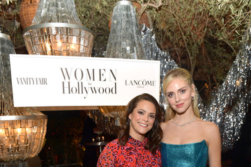 Chiara Ferragni Vanity Fair And Lancôme Toast Women In Hollywood In Los Angeles