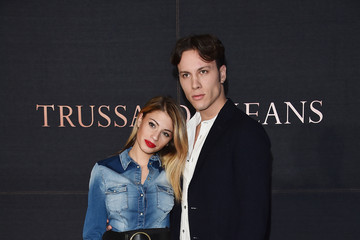 Chiara Nasti 'Trussardi Jeans Celebrates The New IT Bag' Photocall