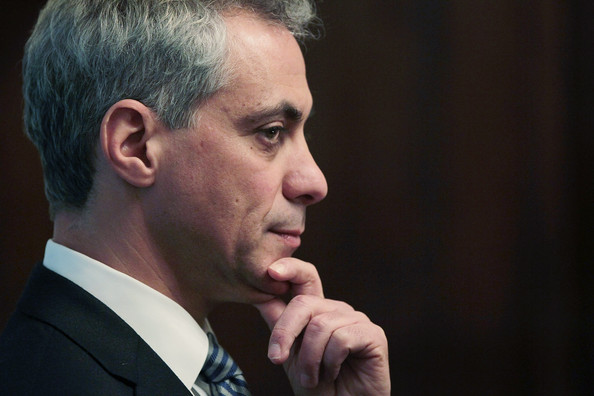 Chicago Mayoral Candidate Rahm Emanuel Outlines His Plans For City