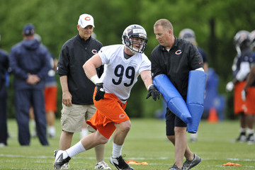 Rod Marinelli Chicago Bears Minicamp