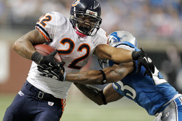 Aaron Berry Chicago Bears v Detroit Lions