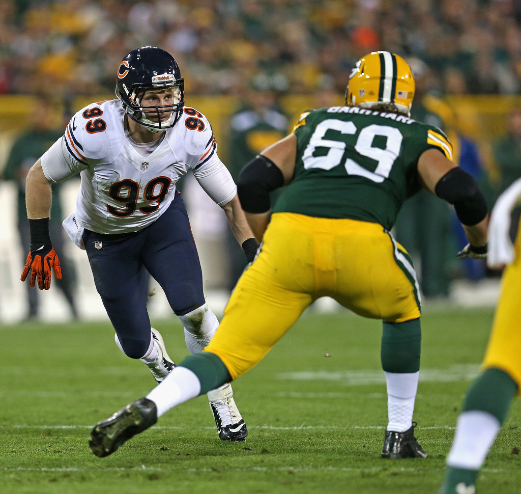 David Bakhtiari in Chicago Bears v Green Bay Packers 4 of 8 Zimbio