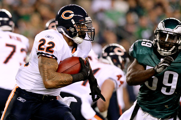Matt Forte. Photo by Nick Laham/Getty Images