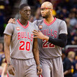 Taj Gibson Tony Snell Photos